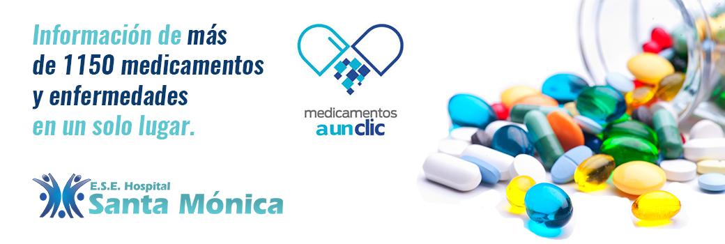 Medicamentos a un clic