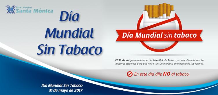 Slide día sin tabaco 2017