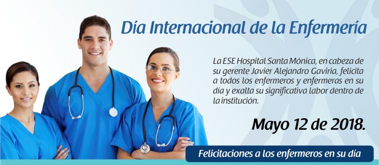 Banner Dia del Enfermero
