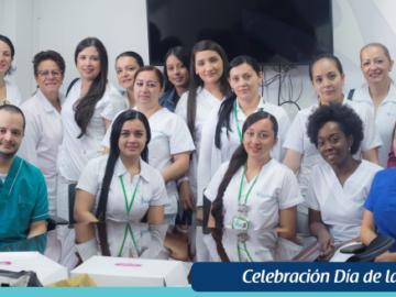 Celebracion Dia de la Enfermera