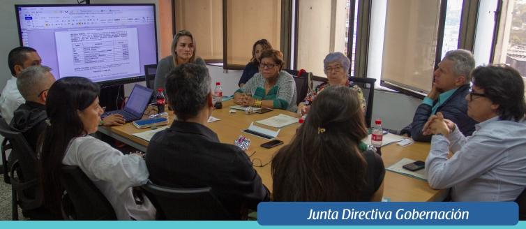 banner junta directiva